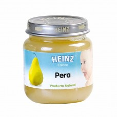Heinz Baby Food Pear