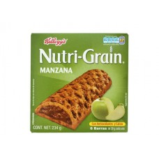 Kellogg's NutriGrain Apple Cereals Bar