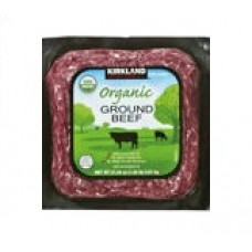 Kirkland Signature Organic Ground Beef