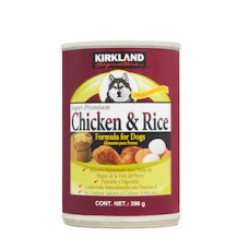 Kirkland Signature Chicken & Rice Canned Dog Food 24-Pack