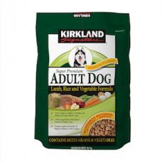 Kirkland Signature Adult Dog Food Lamb & Rice