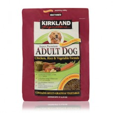 Kirkland Signature Adult Dog Food Chicken & Rice