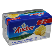 Anchor Unsalted Butter