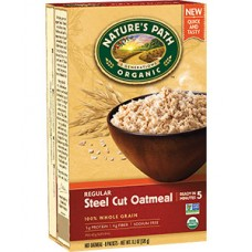 Nature´s Path Organic Steelcut Oatmeal