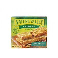 Nature Valley Oats and Honey Cereal Bar