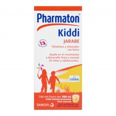 Pharmaton Kiddi  Multivitamin Syrup