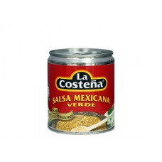 La Costeña Green Mexican Sauce