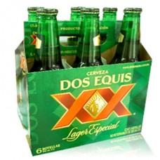 Dos Equis Lager Beer 6-Pack